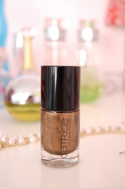 "Nagellack ""in the Bronx"" von Catrice"